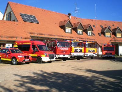 Feuerwehr Wackersdorf