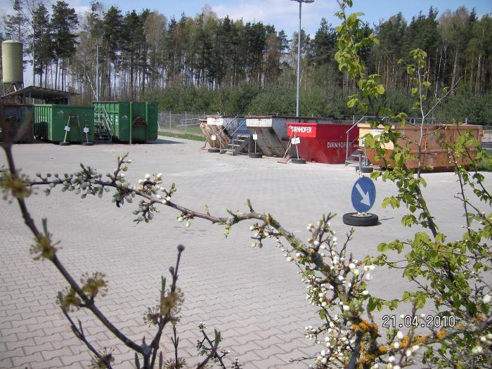 Recyclinghof Wackersdorf