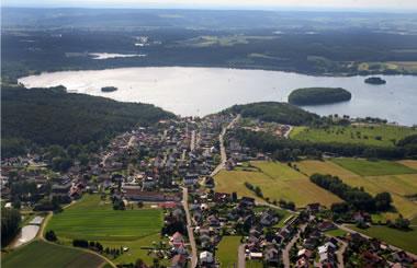 Steinberg am See