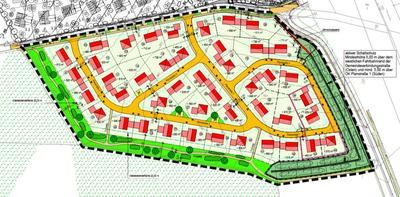 Baugebiet Wackersdorf-Süd