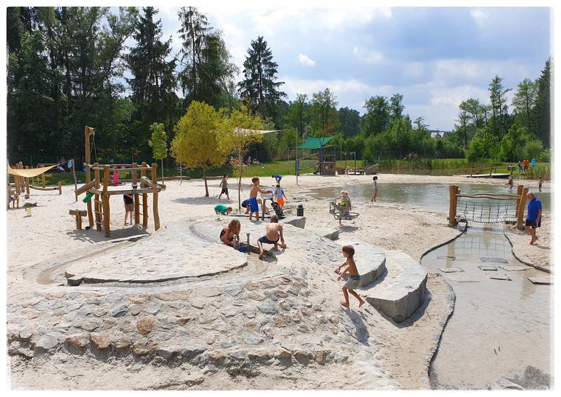 Erlebnispark Wasser Fisch Natur