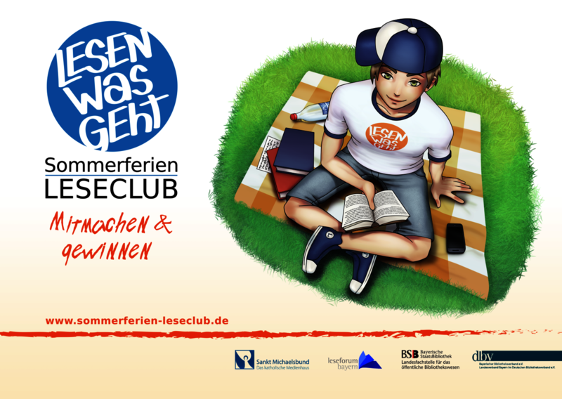 Sommerferien Leseclub 2020