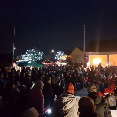 Steinberger Weihnachtsmarkt 2017